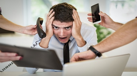 Hypnothérapie contre le stress